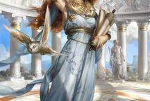 Gods The Of Greek And Roman Pantheons