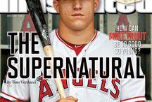 Angels MLB / by Stephanie W.
