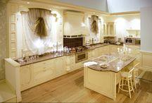Kitchens / Luxury Kitchens | Custom made |  Mani esperte di artigiani piallano i mobili prima dell'assemblaggio. Estrema cura del dettaglio con intarsi e intagli fatti a mano.