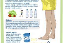 Dicas nutricionais gestação