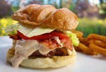 Hamburgers / by Jennifer Miller