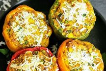 Dry Vegetable Recipes / Indian Sookhi Sabzis - Spicy dry vegetable dishes requiring minimal cooking time.