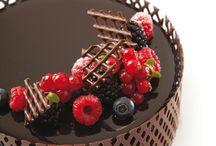 Verziehrungen von Torten /Kuchen