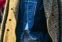 Men's fashion trends / Moda uomo