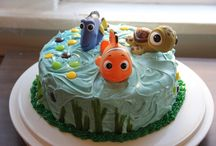 Dory Nemo birthday party