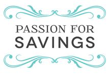 Best of Passion For Savings / All of the best Projects, Money Saving Tips, Coupons, Recipes and More from PassionForSavings.com / by Passion For Savings