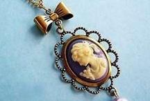 antique jewelry / by Sheila Coutu