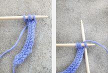 i cord knit