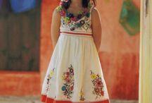 Vestimenta Oli, moda mexico