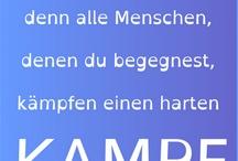 Worten in Deutsch