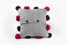 Pomjuju / Cute, lovely, sweet and his name is Pomjuju  pretty pillow