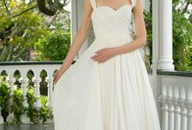 Wedding Gowns / Take a look at these gorgeous wedding gowns, then hop on over to www.celebrantcara.co.nz to book her as a celebrant for your wedding.