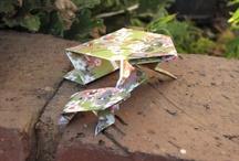 Crafts - Origami / by Shuranda Widener
