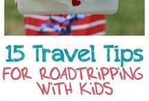 Travelling With Kids / Tips, hacks and activities to make travelling with kids fun and easy! Places and sights to see for families with children.