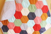 Quilts / Smukke quiltede tæpper