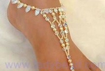 Jewelry Sandals