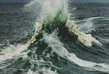 Vlny - miluji moře