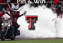 "Father's Day Pin & Win / We're giving you the chance to give your father the ultimate Father's Day Gift. Create a new board called ""Father's Day Pin & Win."" Then pin the four category items and you could win 2 tickets to the Texas Tech vs. Stephen F. Austin football game on Sept. 7!  / by Texas Tech Athletics"