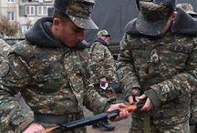 Το Αζερμπαϊτζάν κατηγορεί την Αρμενία για χρήση χημικών όπλων.