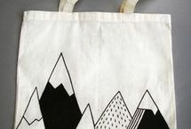 Cloth bag paint