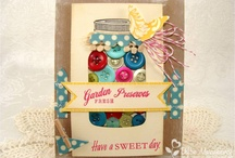 CARD MAKING IDEAS / by Maria Colosi