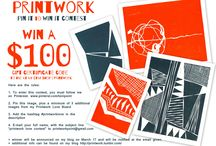 Printwork Love / Printwork Pin It to Win It Contest