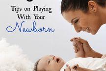 Newborn Baby Games + Stimulation / by pawichiz