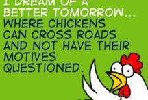Makes me laugh!   :) / :) / by Claudia van Rossem