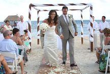 LUXE Weddings: Playa Mujeres. Mexico