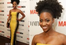 Natural Hair Icons / Famous naturalistas I want to see more of