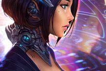 Cyberpunk [all]
