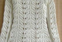 Knit sweaters and shrugs / by Maggi Thrasher Burns
