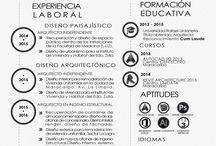 Curriculum Creativo Arquitecto