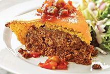 Ground Beef/Sausage/Turkey Recipes