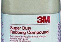 Polishing & Rubbing Compounds / All about Polishing & Rubbing Compounds