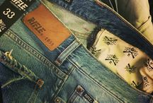 DENIM LOVERS / Denim: Rifle know-how and passion