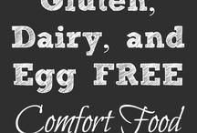 dairy and egg free food