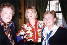 Patricia Wells w/ others / by Patricia Wells