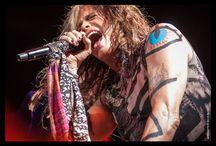 Aerosmith / Images of Aerosmith taken by concert photographer David Block
