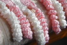 *CROCHET CORDING/TASSLES / For all the wonderful crochet cording used in Irish Crochet and Tassels just because they're cool ~!~  / by Janet Marie