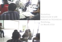 Workshop Interview & LGD Method in selection, 22 Maret 2015