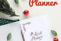 Kerst Printables