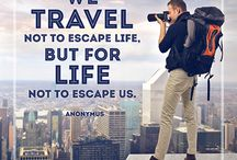 Travel Quotes / All the inspiration you need to travel the world.