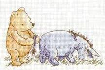Cross Stitch-Winnie the Pooh