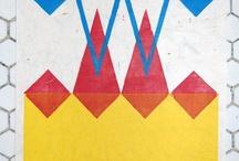 colour reduction woodcut/linocut