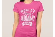 MOMMY TEES