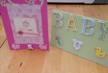 Baby Cards Ive Made