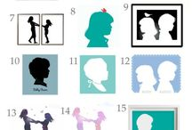 Silhouette Portrait Ideas