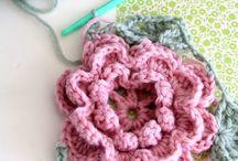 Crochet, Knitting / Crochet and knitting patterns, tips and ticks.
