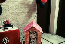 Dalmatian themed party / Party styled by polka dot celebrations